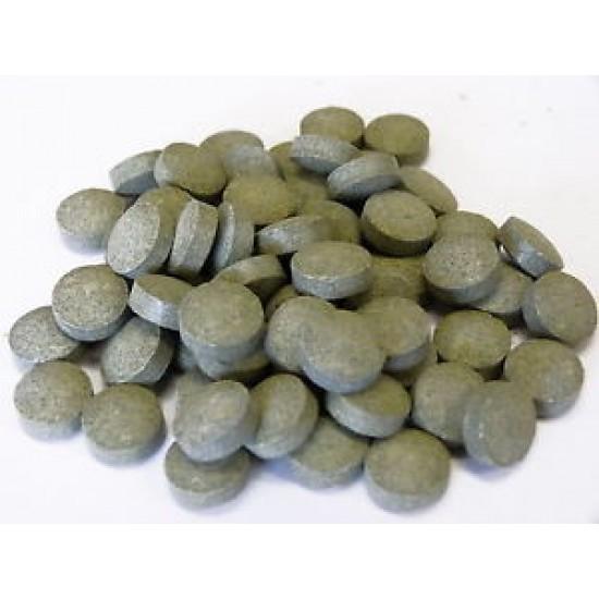 Haltáp - Spirulina algás csiga és tablettás haltáp 1000ml