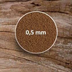 Tenyésztői haltáp (0.5 mm) 1000ml