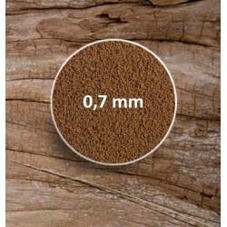 Tenyésztői haltáp (0.7 MM) 1000ml