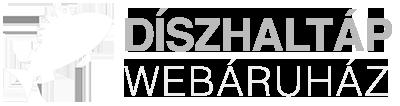 Díszhaltáp webáruház