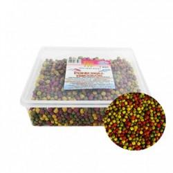 Tavi haltáp - Pond ball tricolor (3 mm) 1000 ml