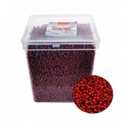 Tavi haltáp - Pond ball magic red (6 mm) 5000 ml