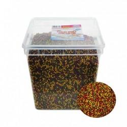 Tavi haltáp - Pond ball tricolor (3 mm) 5000 ml